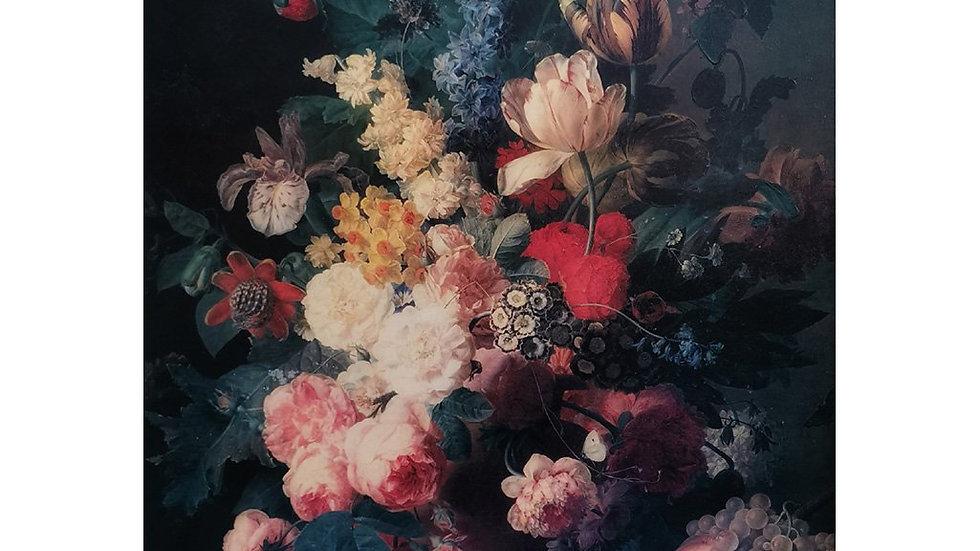 MINT by Michelle Decoupage Paper - Renaissance Flowers