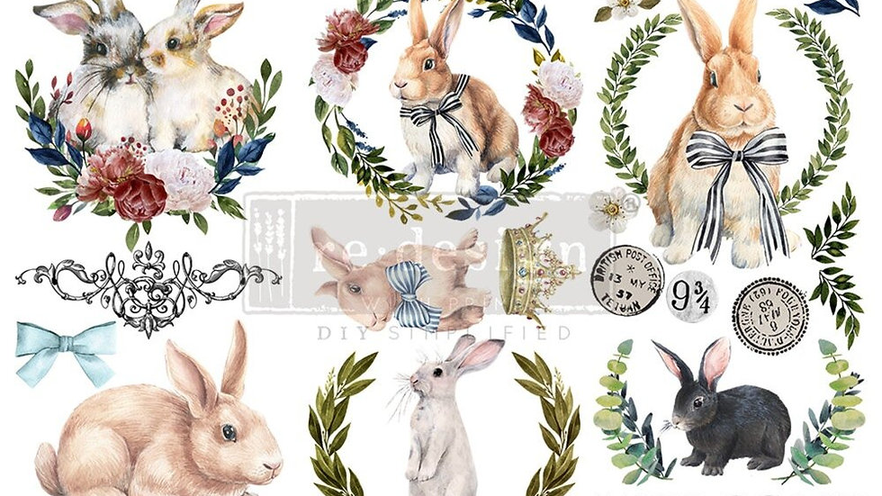 """'Cottontail' Small Transfer 