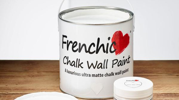 Whiter than White - Chalk Wall Paint