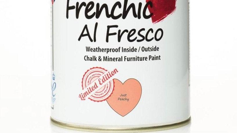 LIMITED EDITION 2021 Just Peachy (500ml) - Al Fresco Inside/Outside Range