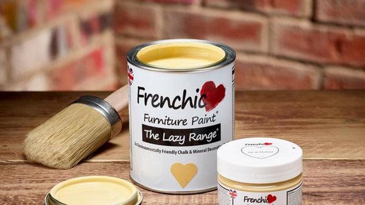 Hot as Mustard - Lazy Range