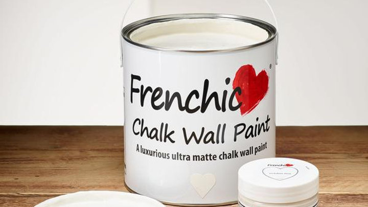 Yorkshire Rose - Chalk Wall Paint