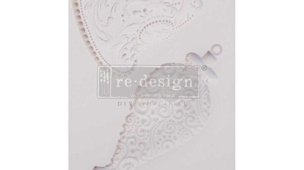 BRAND NEW 'Silver Bells' Decor Mould - Redesign With Prima