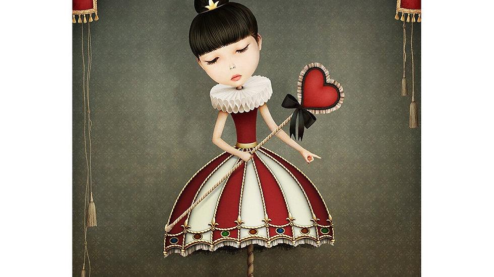 MINT by Michelle Decoupage Paper - Fairy Queen