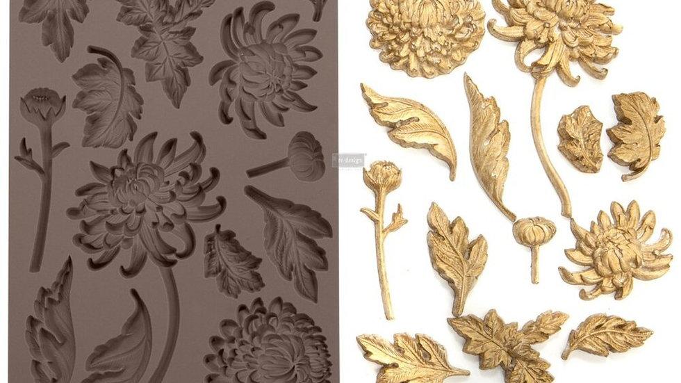 'Botanist Floral' Decor Mould - Redesign With Prima