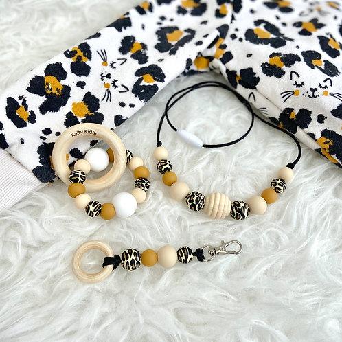 Leopard Chewellery Gift Set