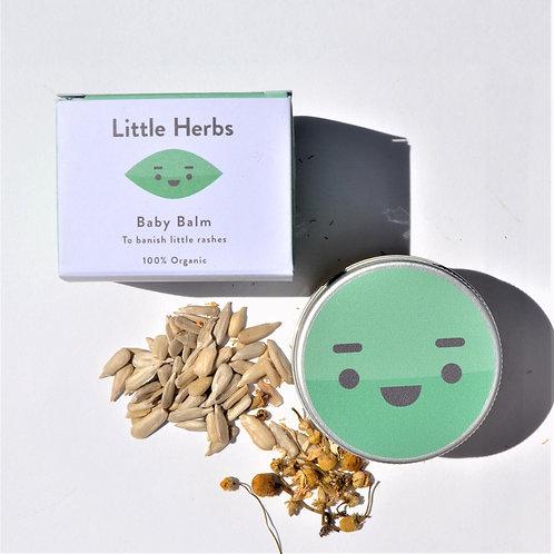 Little Herbs Baby Balm