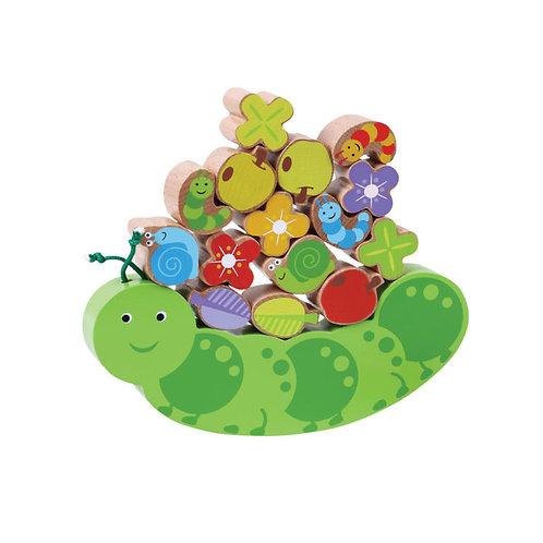 Caterpillar Balance Game