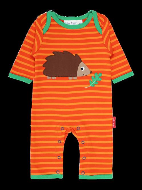 Organic Hedgehog Sleepsuit