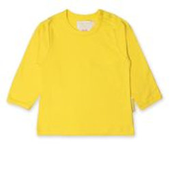 Organic Basics Tshirt - Yellow