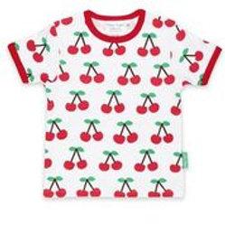 Organic Cherry T-shirt