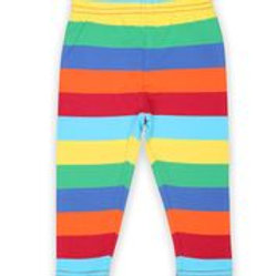 Organic Multi Stripe Leggings