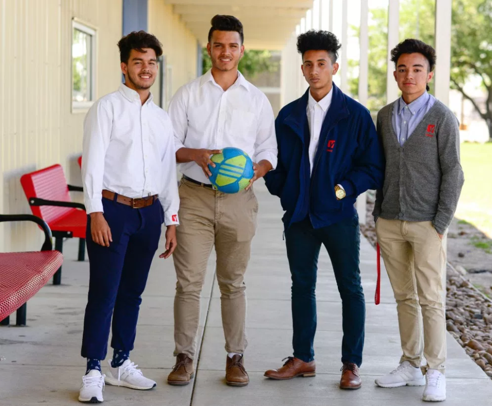 Soccer Players Earn College Team Spots