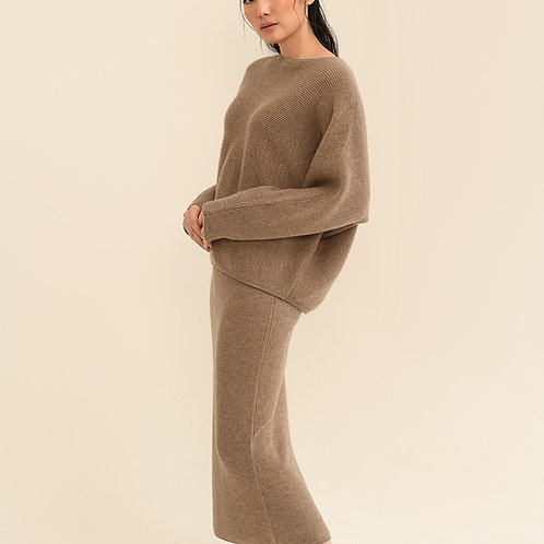 The Cashmere Skirt