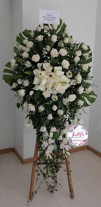 F39- Pedestal en Rosas