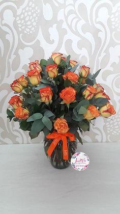 T116- Redondo en rosas