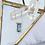 Thumbnail: Collier Kali en Labradorite - Gold Filled