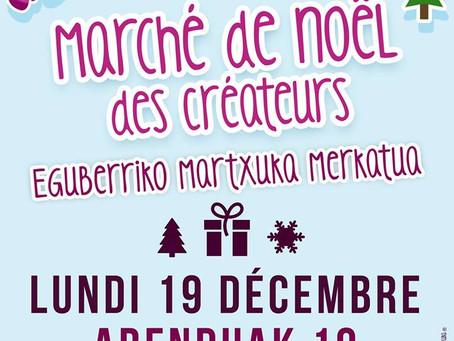 Martxuka Merkatua à Ciboure / 19 Décembre