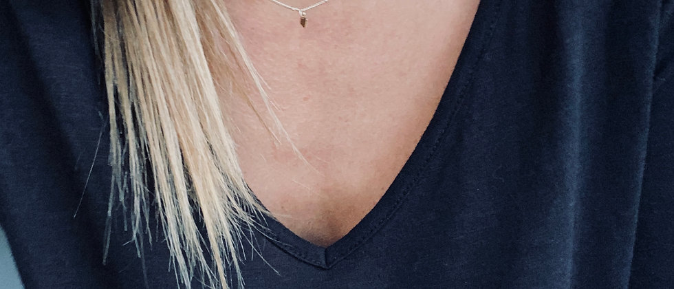 Collier Isla - Gold filled