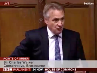 Conservative MP is Witness to Police Brutality Against a Protestor
