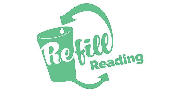 Jodie Bean logo design Refill Reading