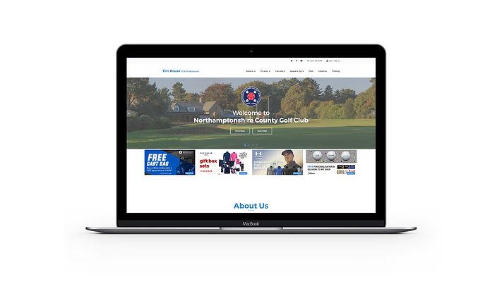 jodie bean digital web website template