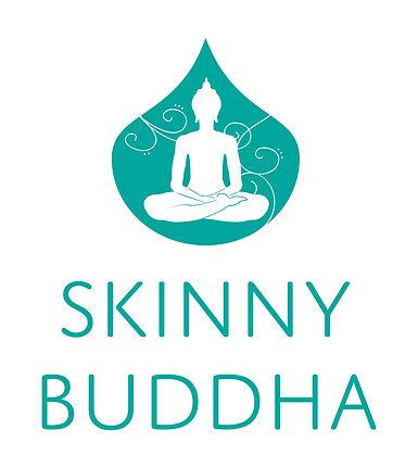 Jodie Bean logo design Skinny Buddha