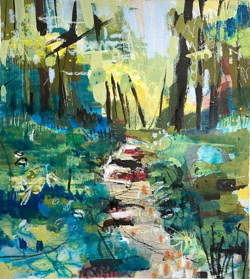 """Walk In The Woods (1)"""