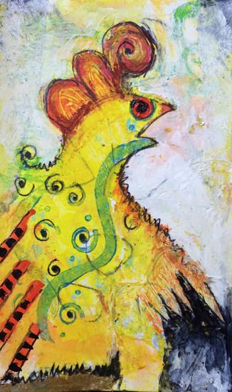 """""""Strange-Flavored Chicken"""""""