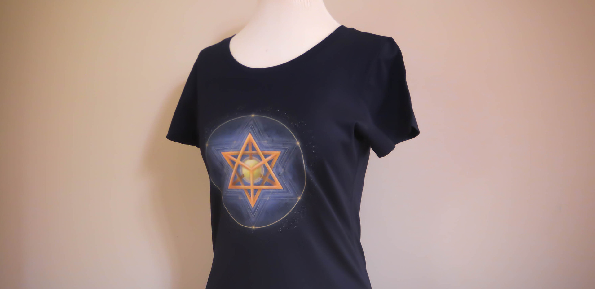 T-shirt: Tantric Star