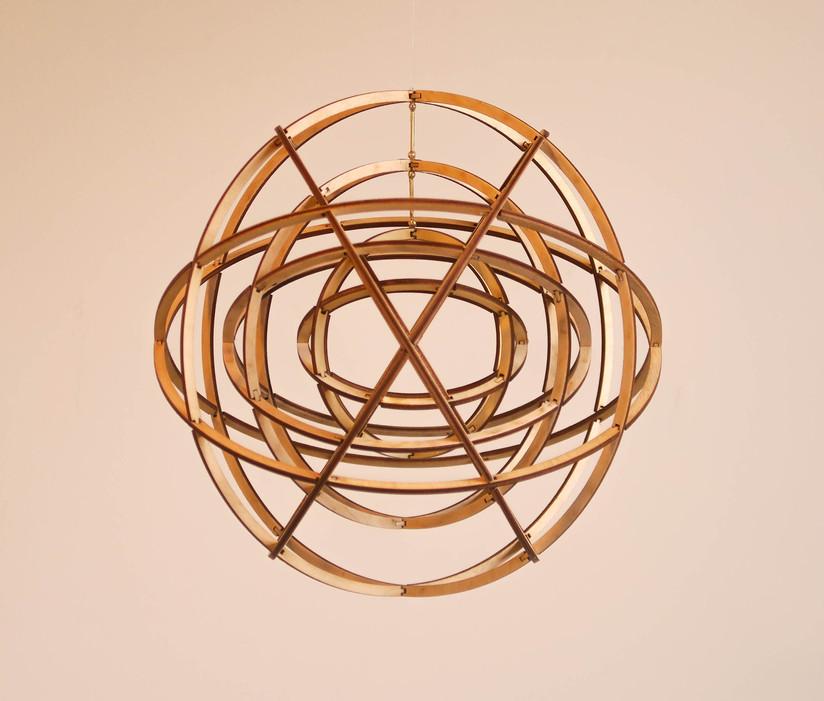 Aqua Solar Circles Triple
