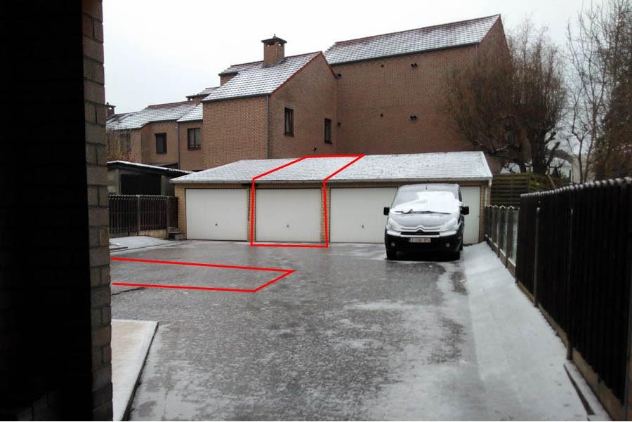 garages + binnenkoer