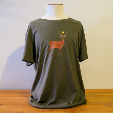 Men's T-shirt - Deer