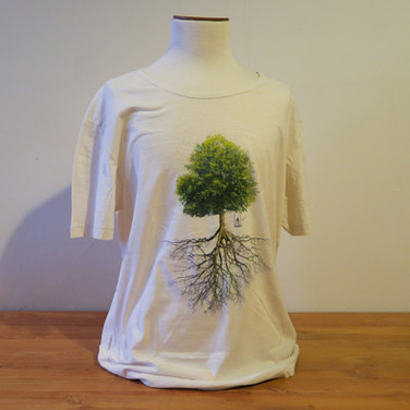 Men's T-shirt - Tree & roots