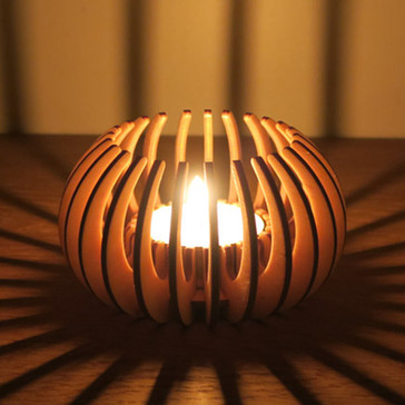 Candle Cocoon