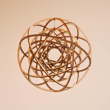 Aqua Solar Circles - Triple