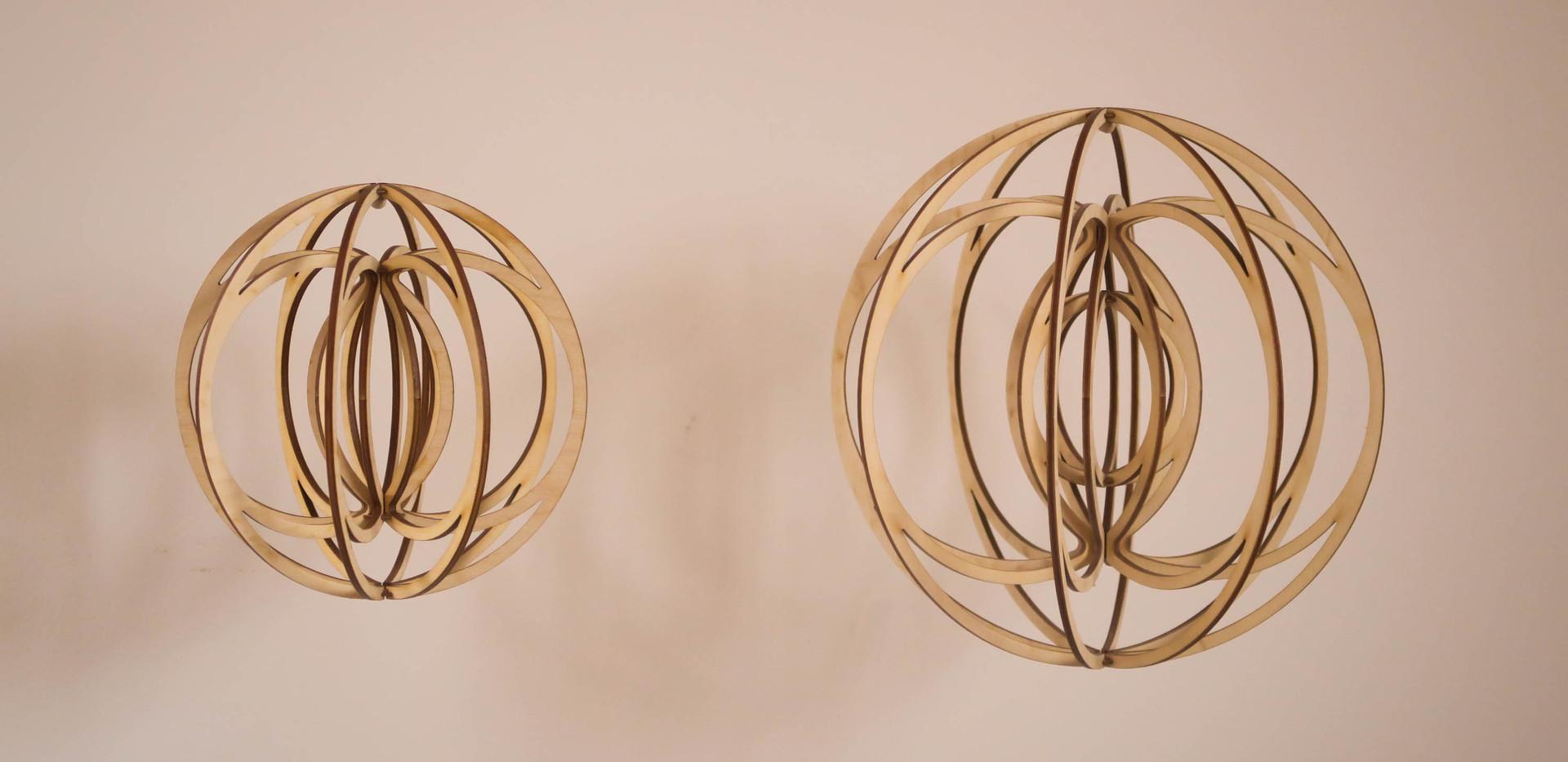 Circles in Circles n1 - small & medium