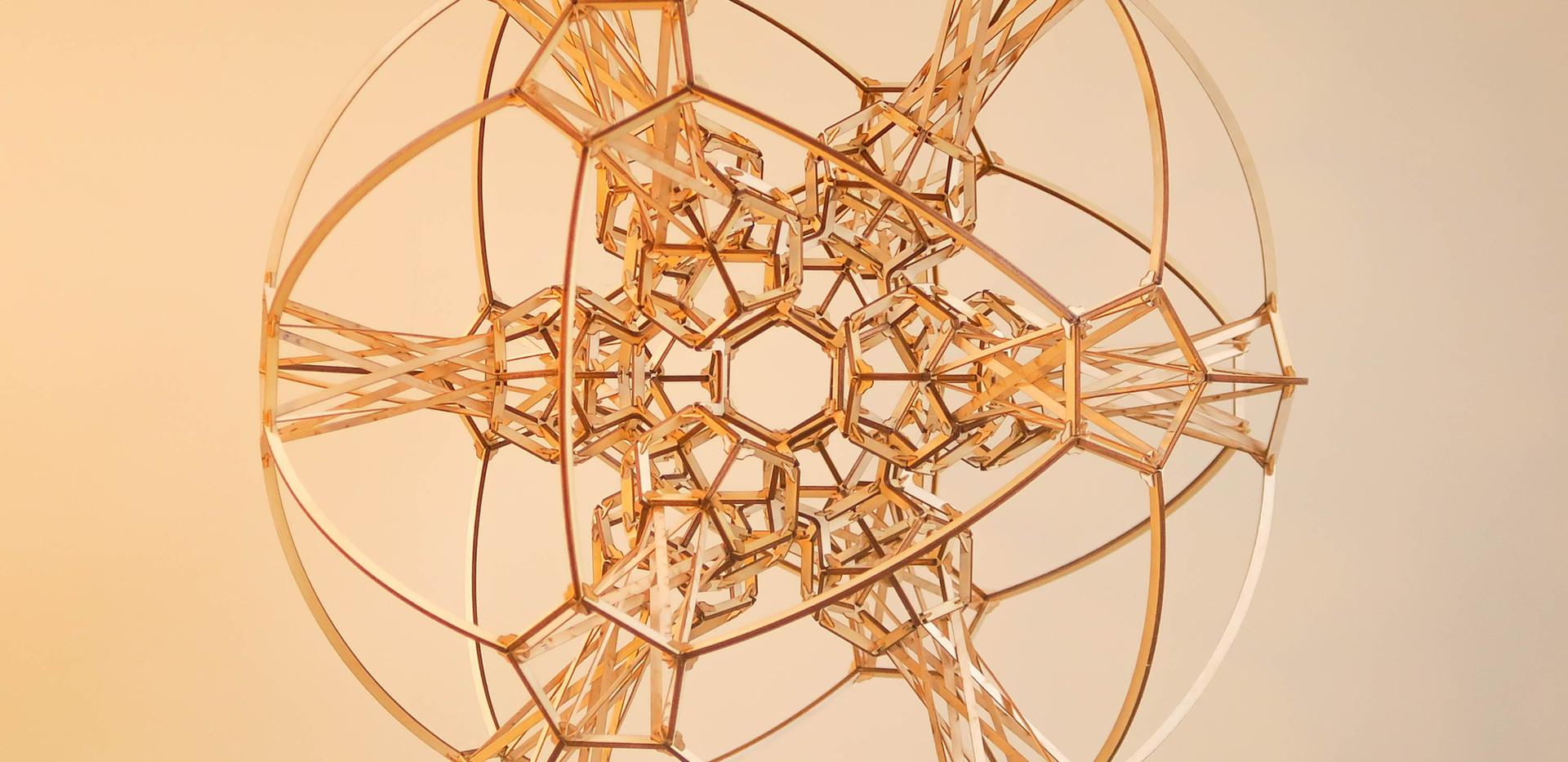 Aqua Fractal Vortex