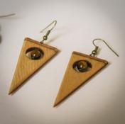 earring - triangle
