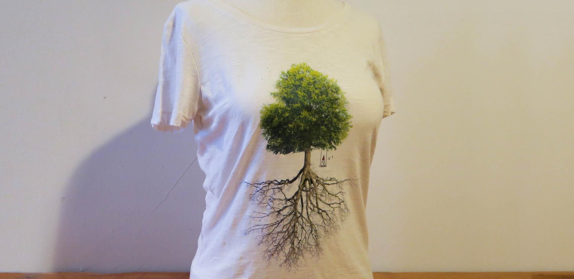 T-shirt Tree