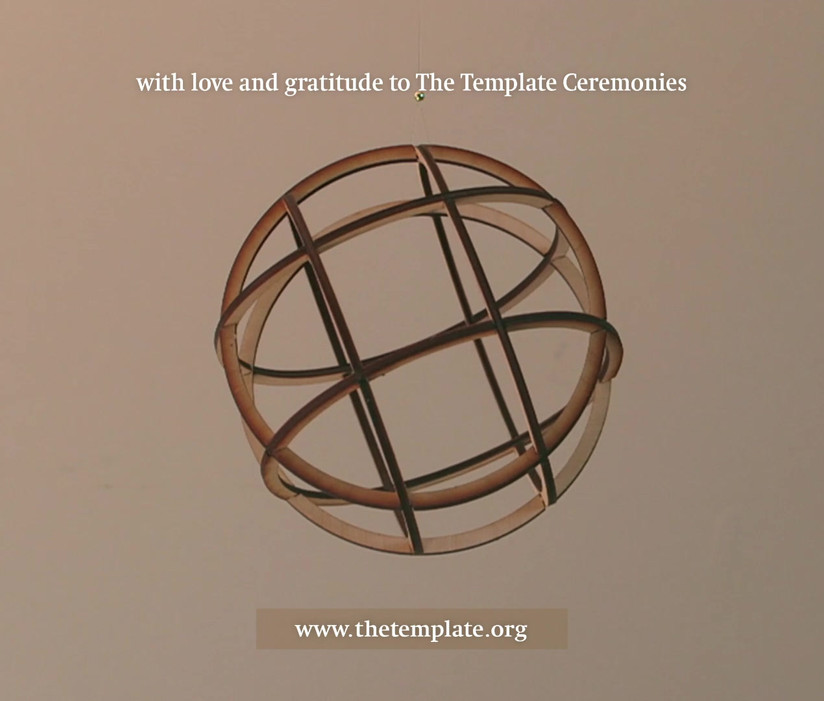 Embryonic Terra Prana Circles - video