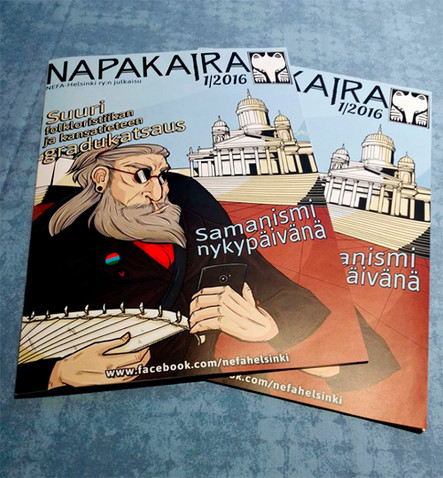 Illustrations for Napakaira