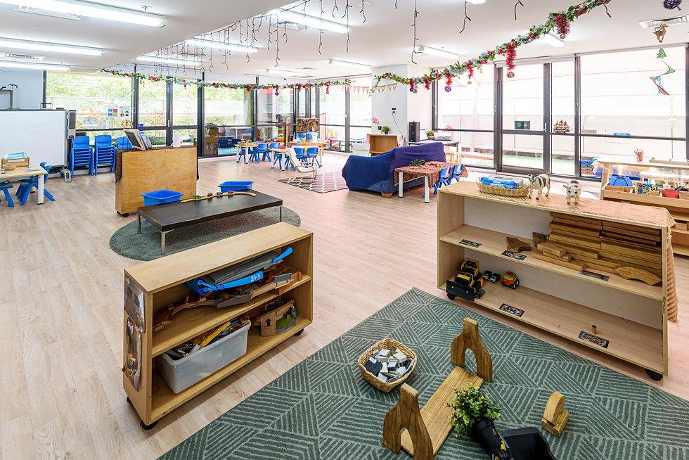 Toddlers Room World Tower Child Care Sydney CBD