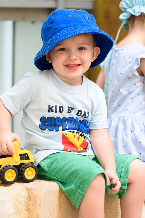 Toddlers at World Tower Child Care Sydney CBD
