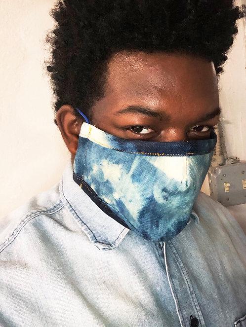 DenimU Face Mask 01