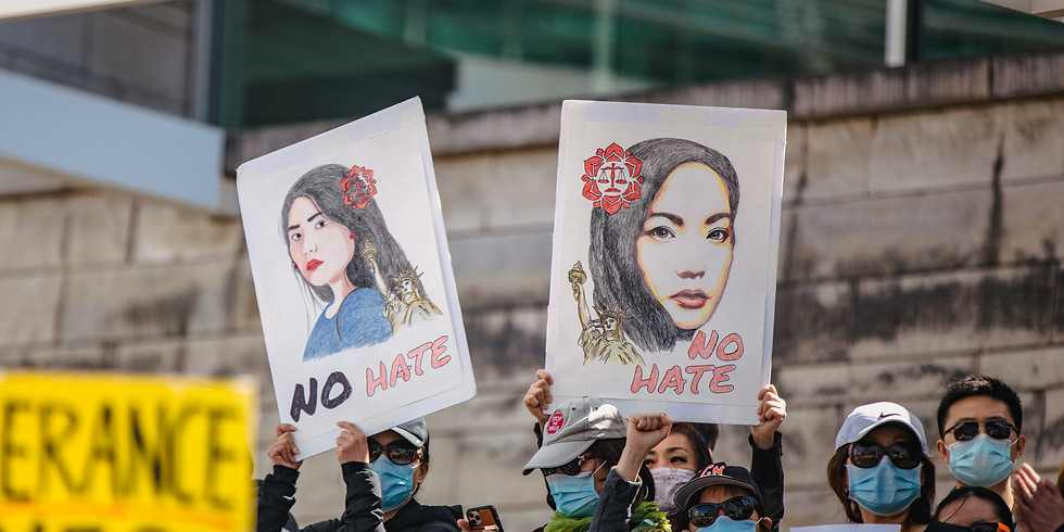 Addressing Hate against Asians and Asian-Americans in the U.S. (I/III)
