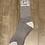 "Thumbnail: ""The Shield"" Grey Socks"