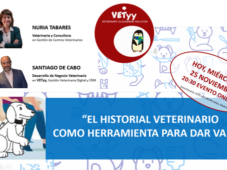 EL HISTORIAL VETERINARIO COMO HERRAMIENTA PARA DAR VALOR
