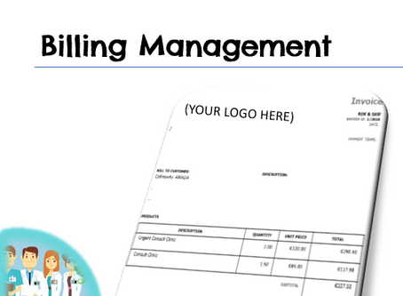 Download our Template Invoice