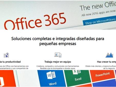 Microsoft Office 365 y Outlook se integran nativamente con VETyy